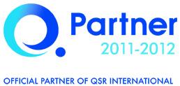 QSR 代理商Logo