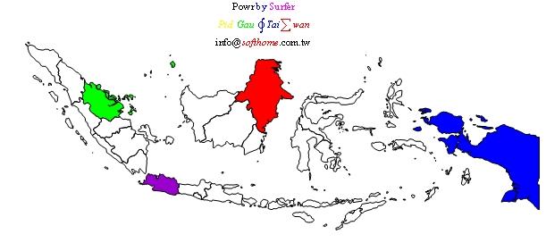Insonesia 印尼