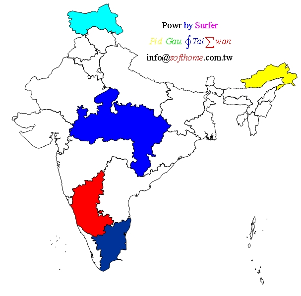 India 印度