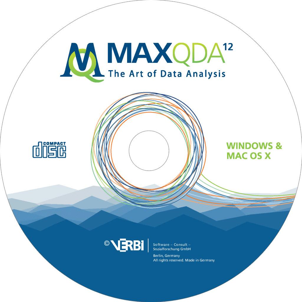 MAXQDA CD