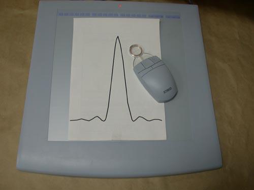 數化用之設備 數位板