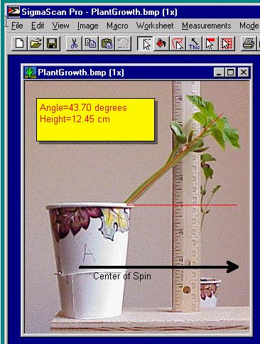 角度及長度測量