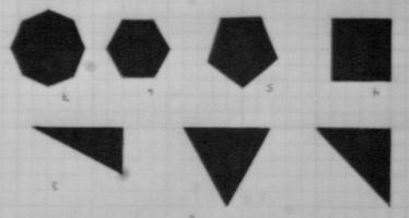 幾何外型判別