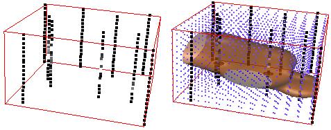 範例 3D 網格