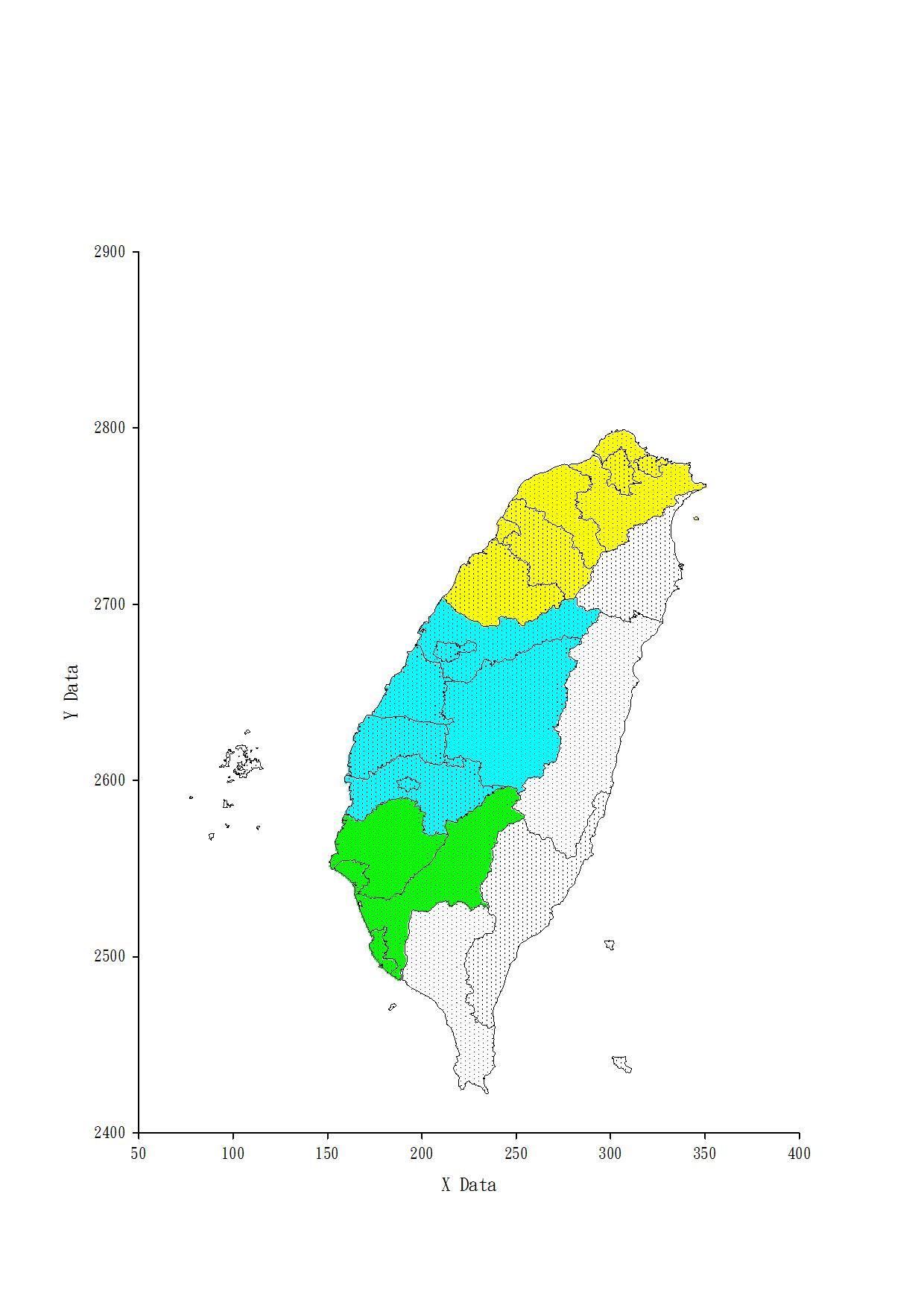 台灣各縣市