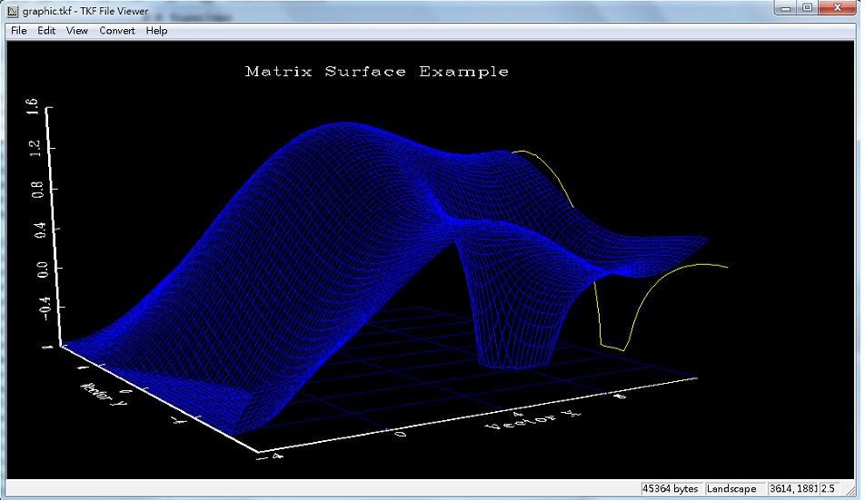psurf5.e 有程式範例