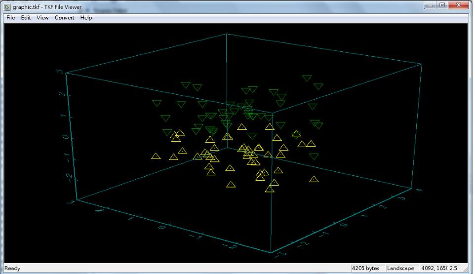 scatter4.e 有程式範例